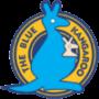Blue Kangaroo Coin Laundromat