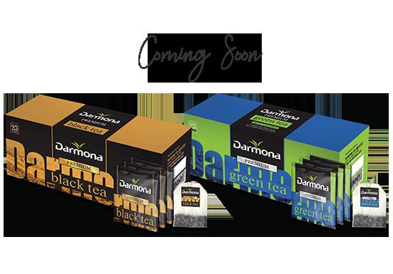 Darmona Tea Coming Soon