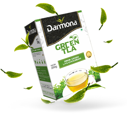 Darmona Green Tea