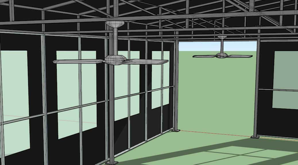 Featured 3D Awning Rendering
