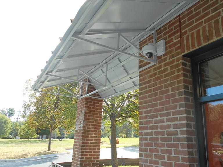 standing seam awning baltimore