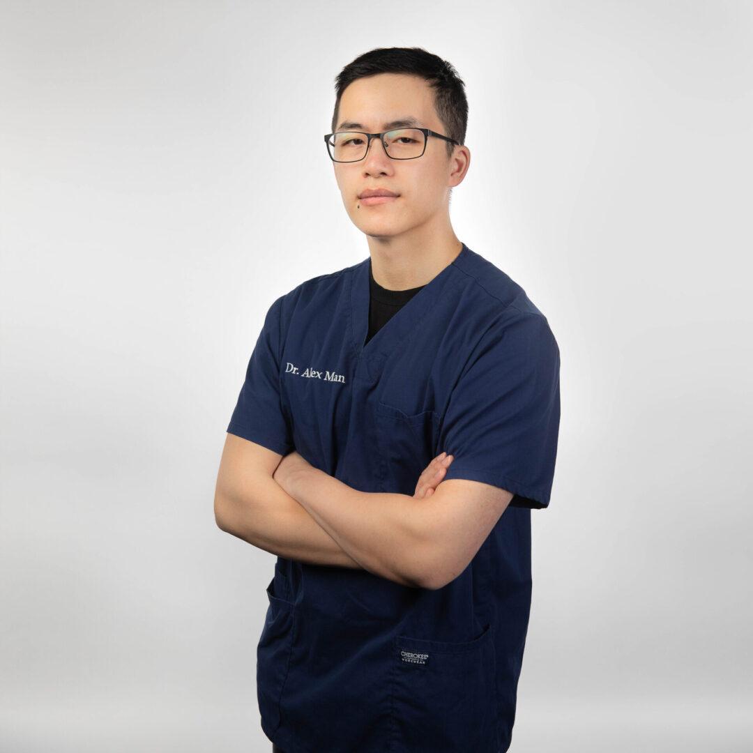 Dr Alex Man
