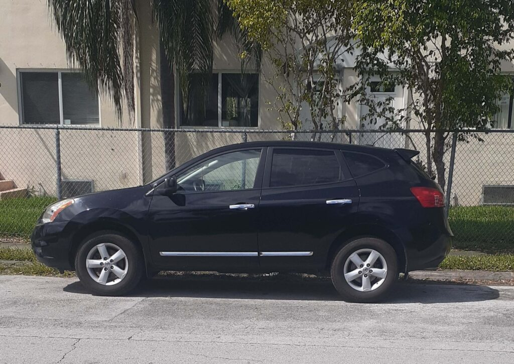 Nissan Rogue gained while practicing techniques for wealth and manifestation