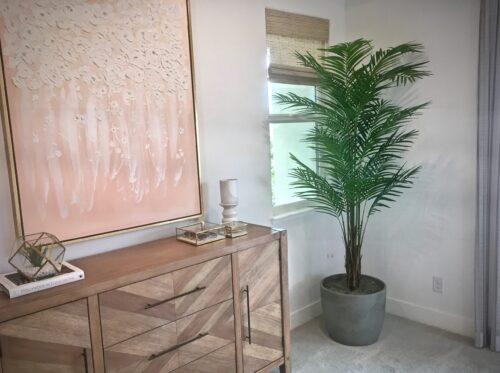 Artificial Areca Tropical Palm Tree