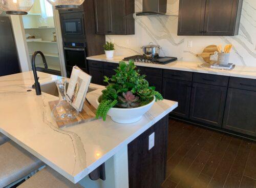 Artificial Succulent Arrangements for your kitchen countertop