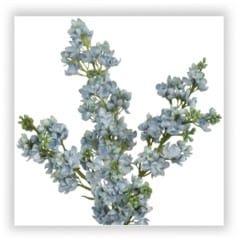 lilac silk flower