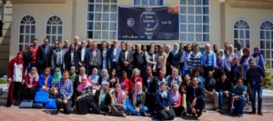 African Geophysical Society Conference on Space Weather, Cairo, Egypt, March 2019