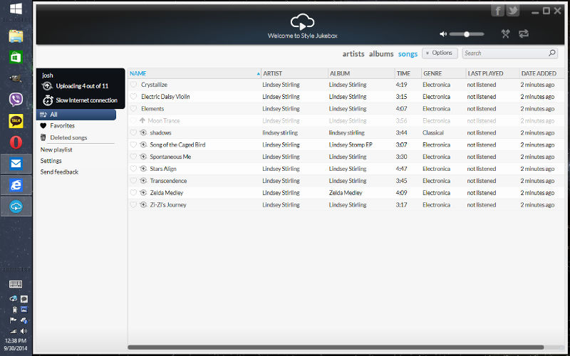 Style Jukebox now open for AIFF, WAV and APE lossless formats of all sizes