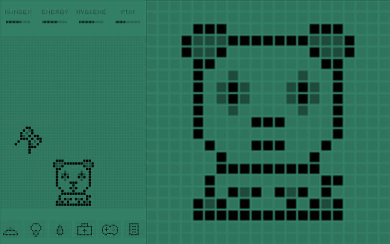 Wildagotchi Delivers a Tamagotchi Experience to the World of Live Tiles