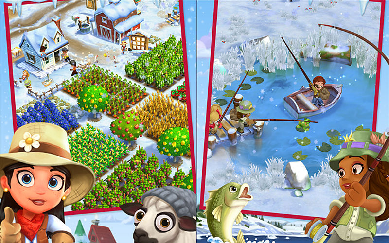Farmville 2: Country Escape from Zynga Now Available on Windows Phone