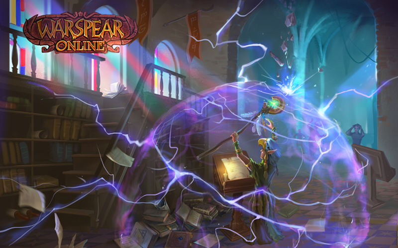 Warspear Online MMORPG Version 4.5 Brings New Expert Skills, Equipment Browsing, and More