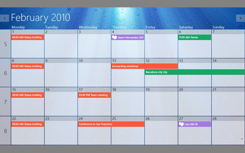 One Calendar Brings All of Your Tasks and Schedules Together Under One Roof