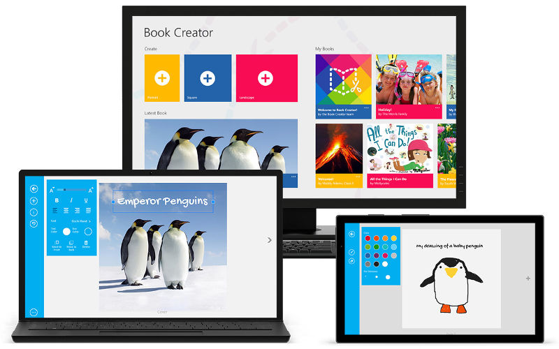 Red Jumper Brings Book Creator to Windows With a Modern UI Makeover