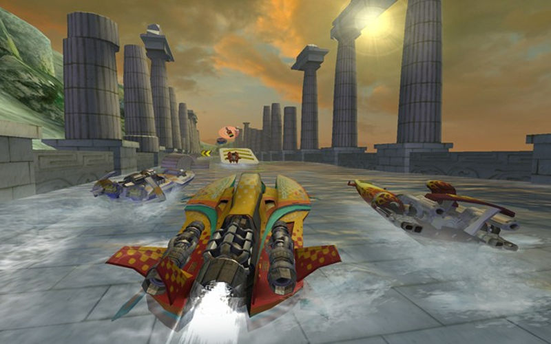 Get Hydro Thunder Hurricane for Windows at 50 percent off the normal price for two more days