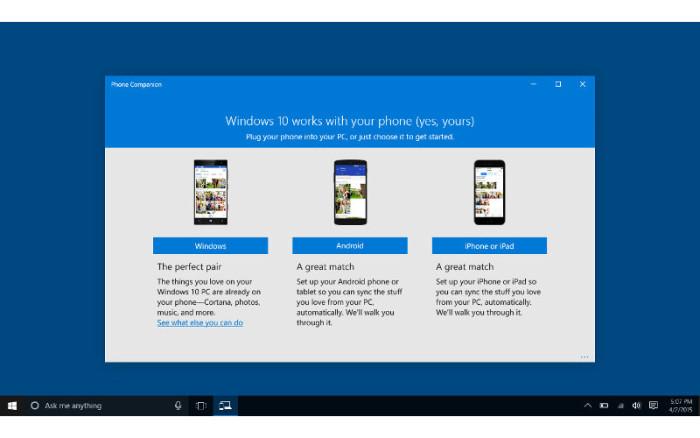 Windows Phone Companion