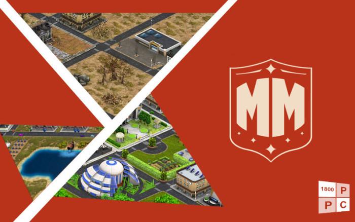 Modern Mayor, SIM City-like games, games like SIM city