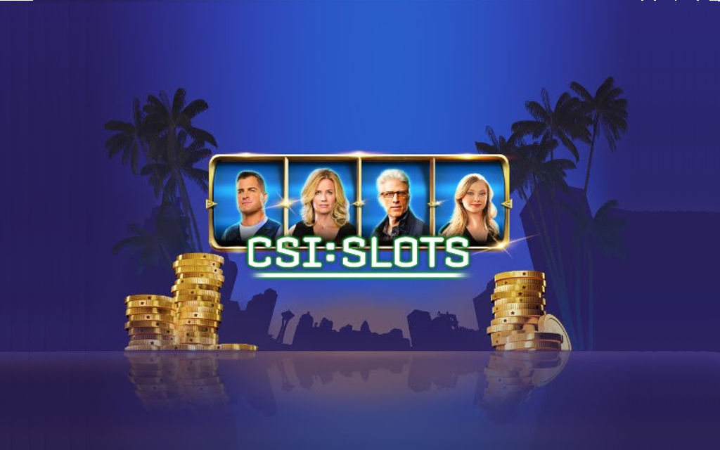 CSI: Slots now available on Windows from Gameloft