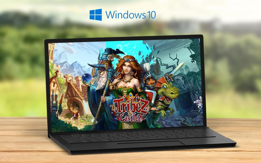 The Tribez and Castlez builds a new adventure-filled kingdom on Windows 10