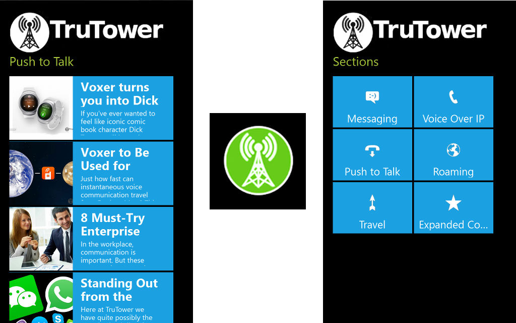 TruTower app released with new updated UI, speed improvements