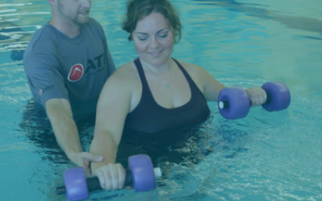 Why Choose Aquatic Therapy?