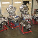 Drag Racing Engines