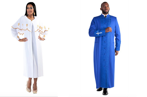 CASTING: CLERGY WEAR FASHION CATALOG SHOOT