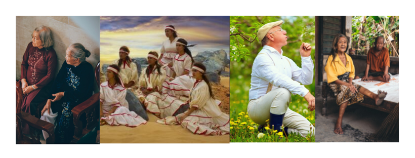 Culture influences movement