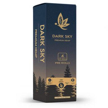 Dark Sky CBG 4 pack