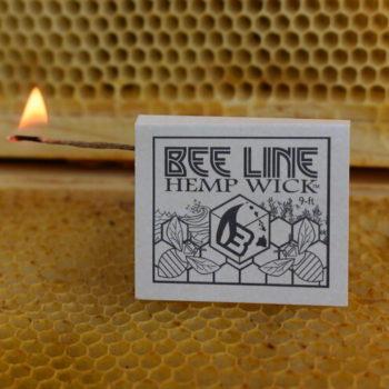 Bee line Organic Hemp Wick