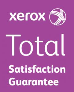 Xerox Total Satisfaction Guarantee