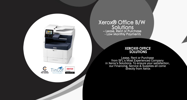 Xerox Altalink BW