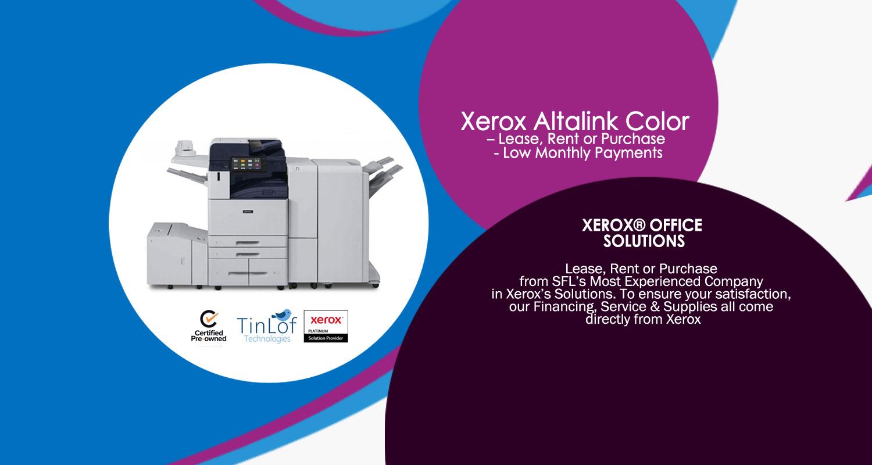Xerox Altalink Color