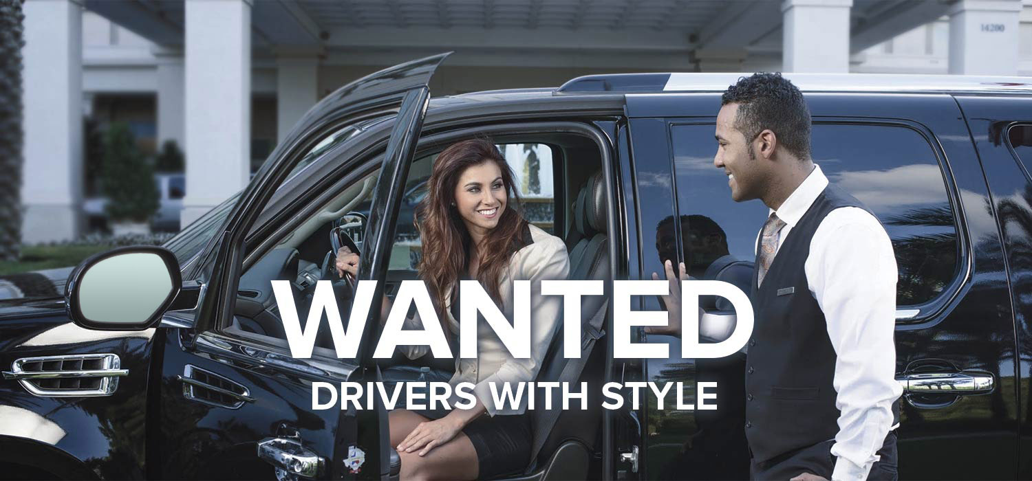 Drivers with Style Wanted