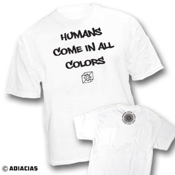 humans come in all colors peace love equality freedom truth justice t shirts activism diamond cube sphere designed for thought