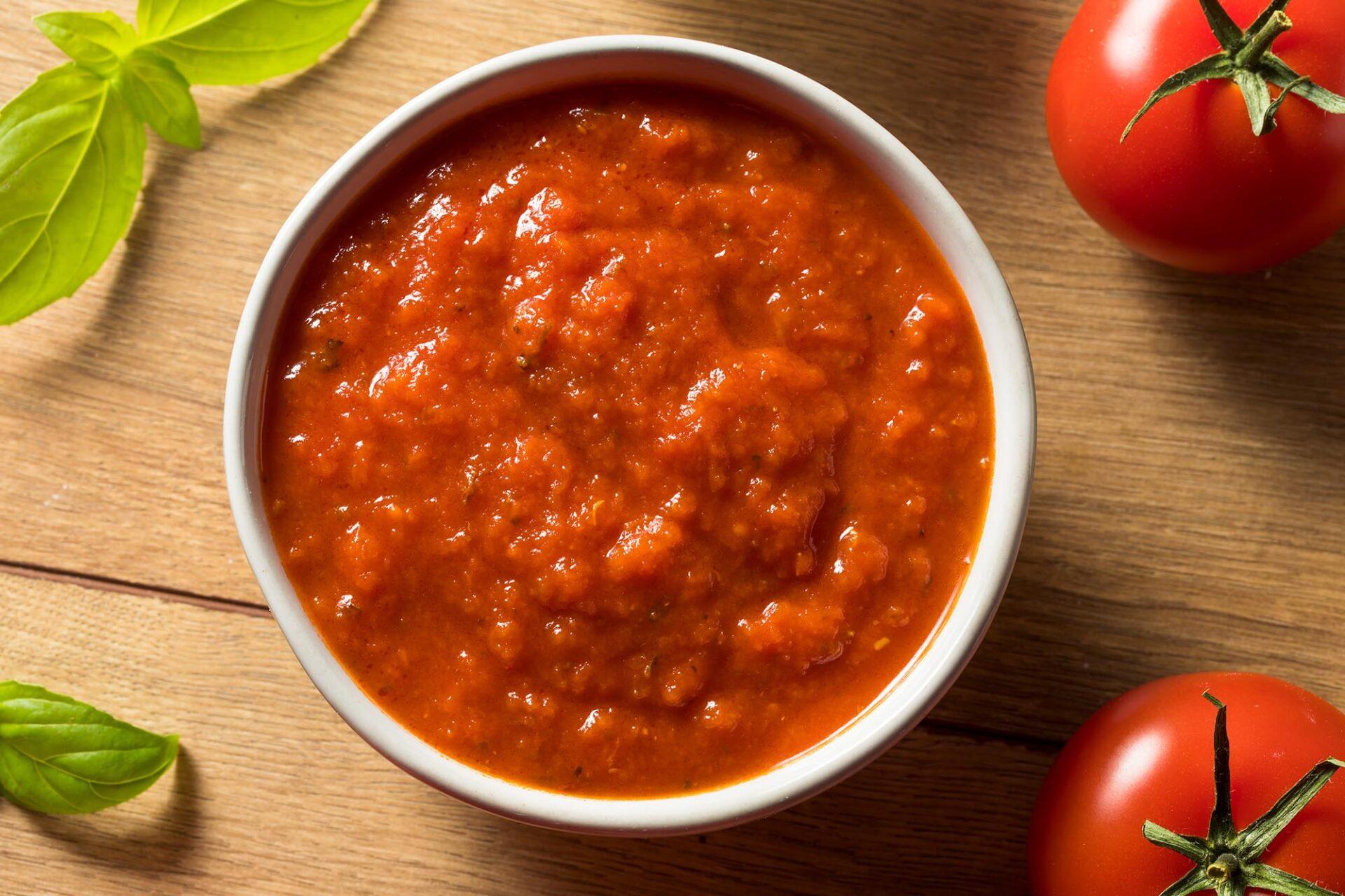 vegan marinara sauce recipe