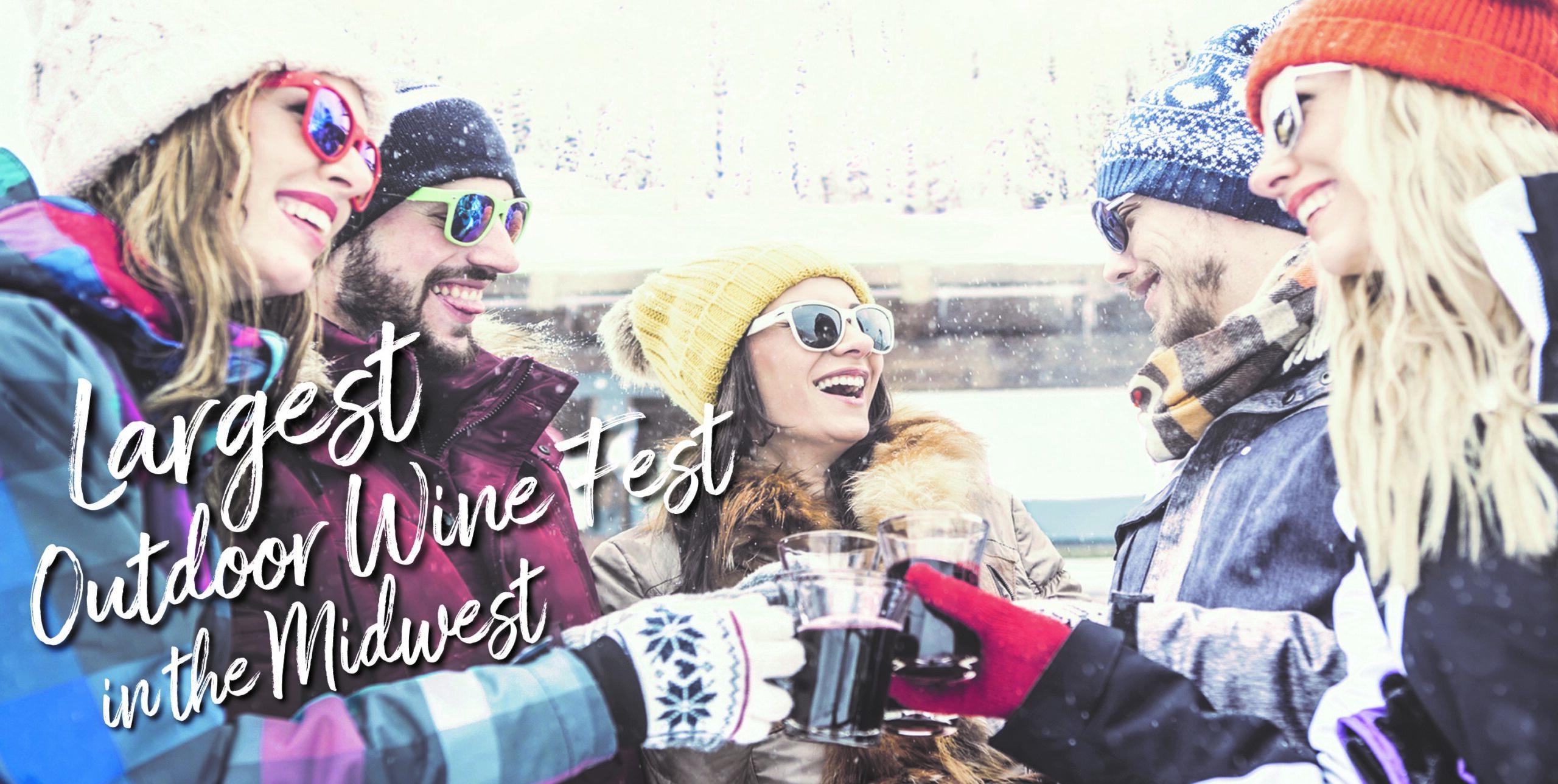 frozen tundra wine fest