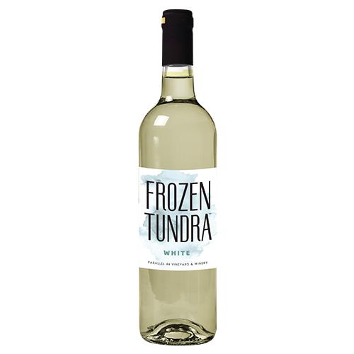 Parallel 44 Frozen Tundra White