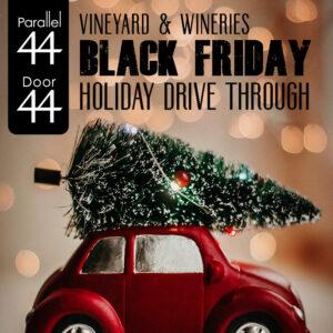 Black Friday Holiday Drive Through
