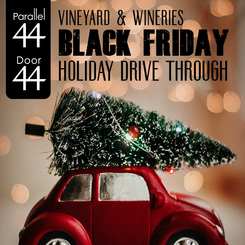 Black Friday Holiday Drive Through