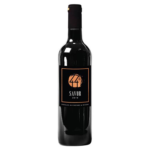 red wine Savor Parallel 44