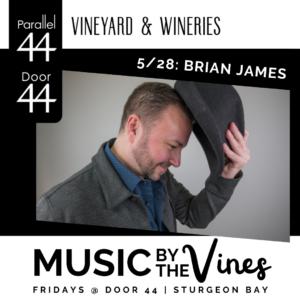 Brian James music