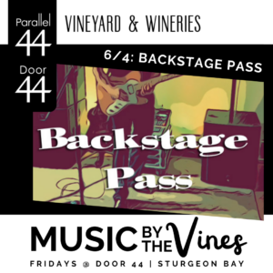 Backstage Pass Live Music