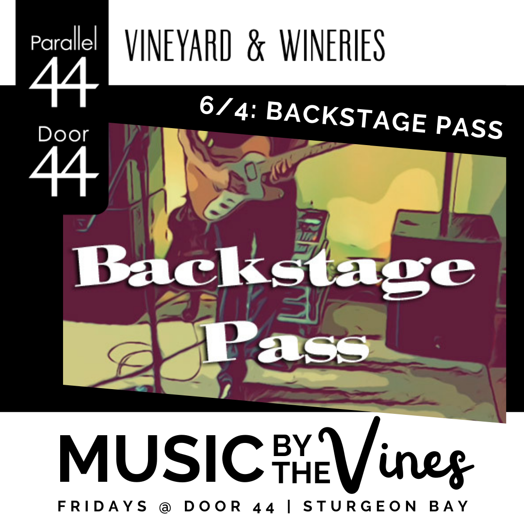 Backstage Pass Live Music