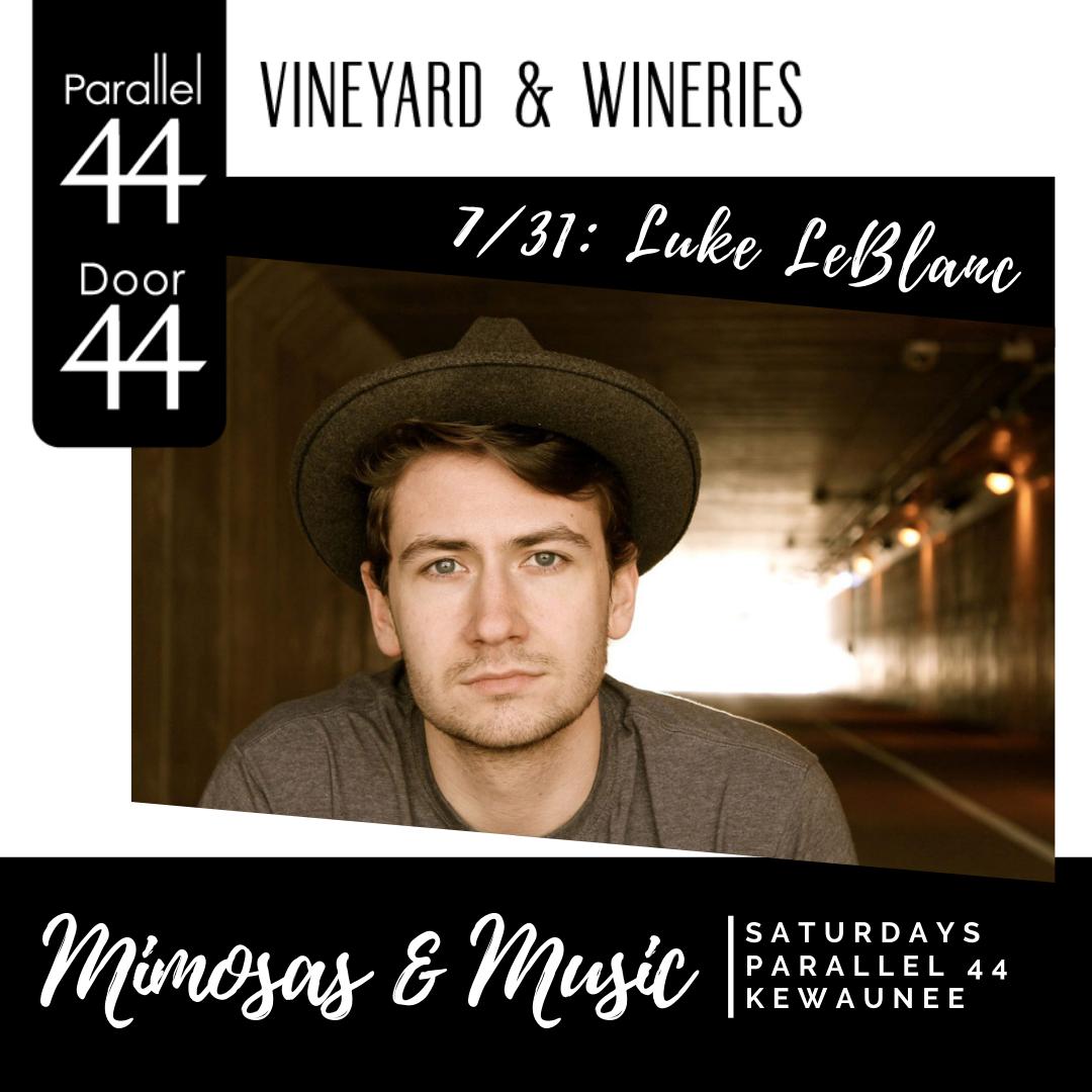 Luke LeBlanc live music