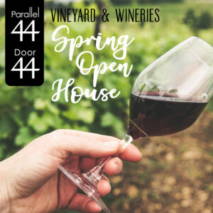 winery spring open house