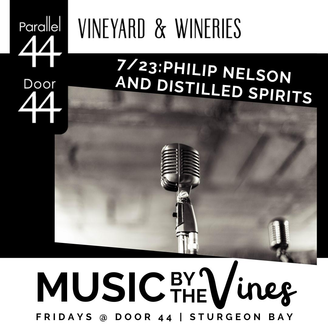 Philip Nelson and Distilled Spirits