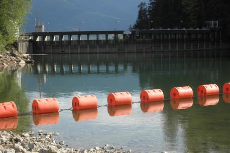 Waterway Barrier