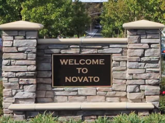 welcome to Novato