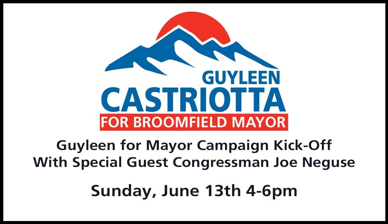 Guyleen for Mayor Campaign Kick-Off