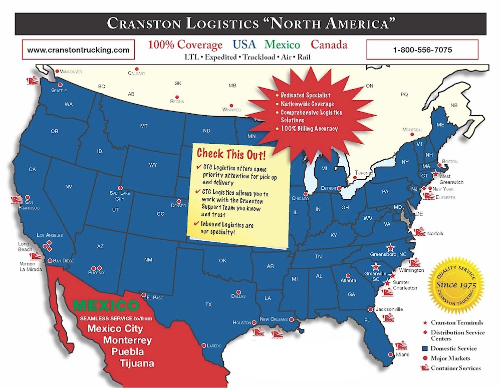 Cranston Trucking Company